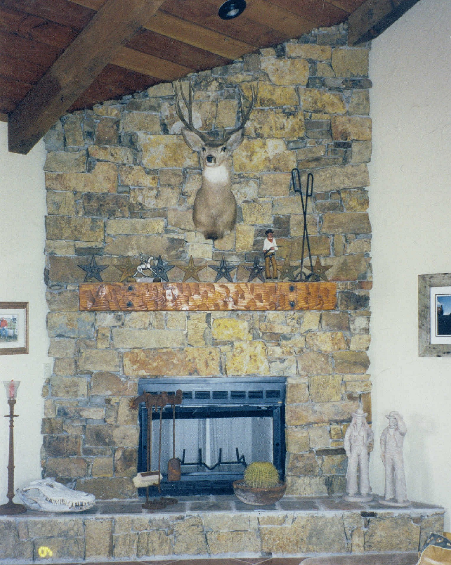 painting huge rock fireplace fireplace rock dact us