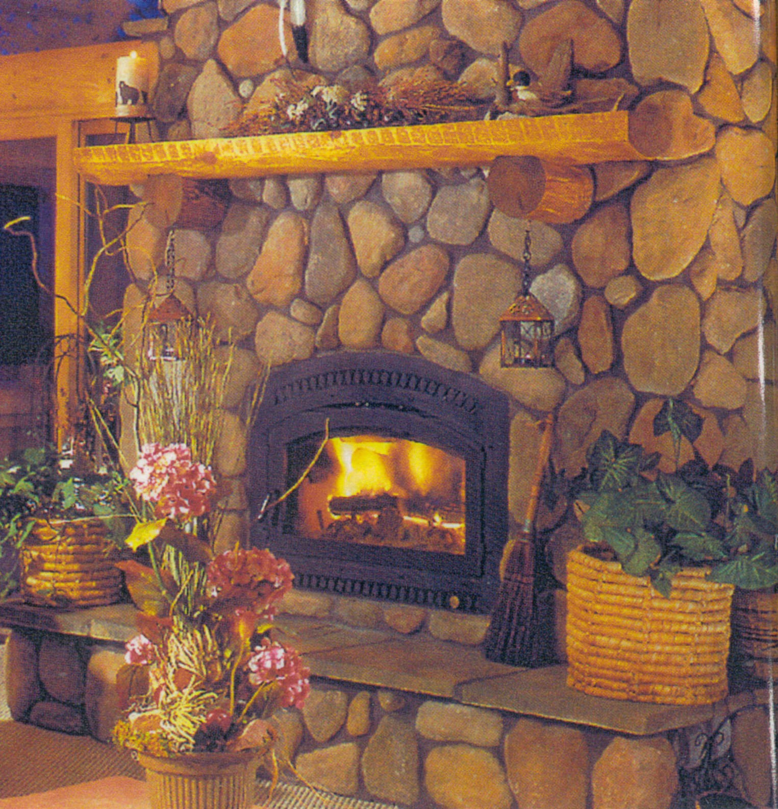rock fireplaces pictures submited images stone fireplace the blog on cheap faux stone panels